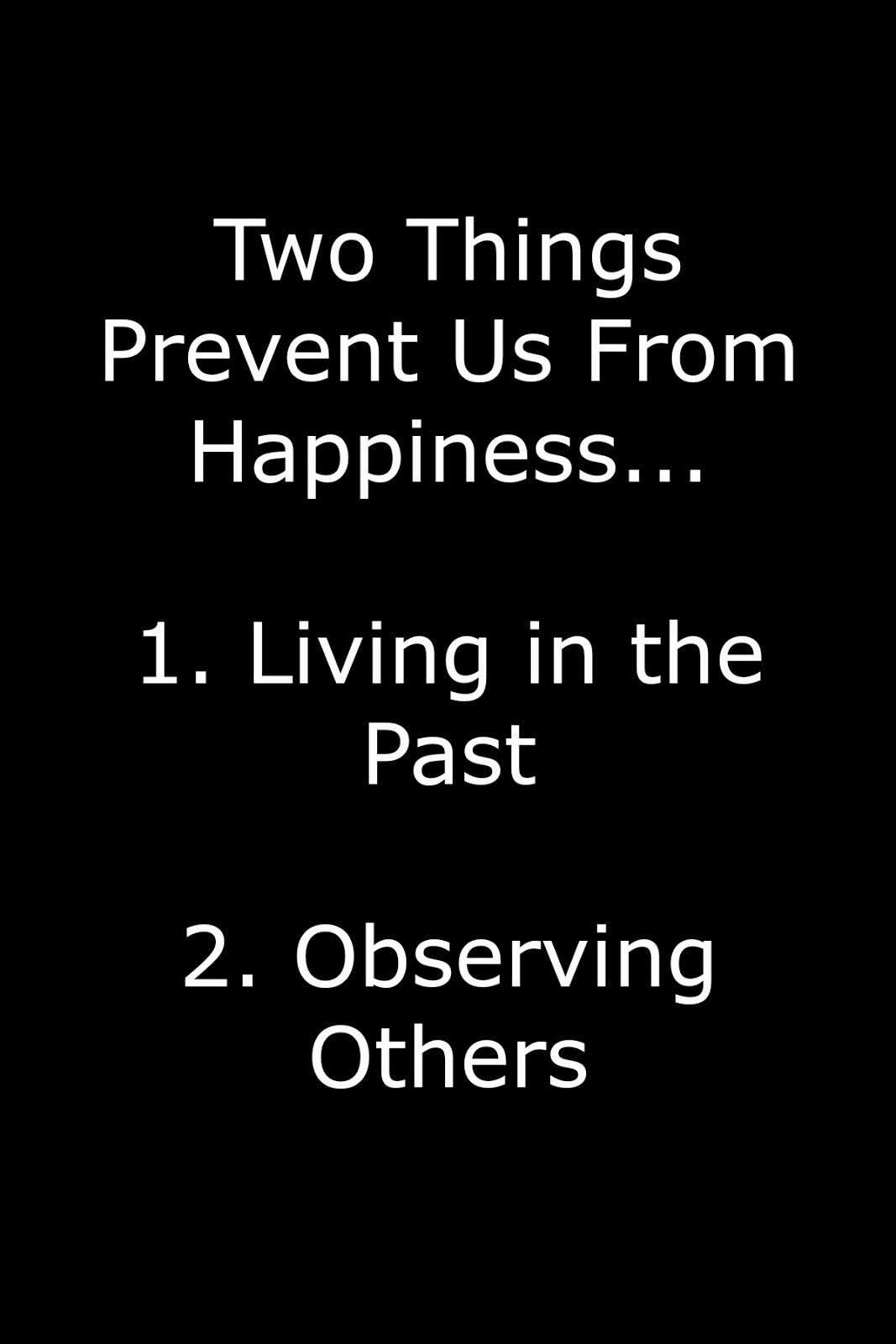 Twø things prevent us frøm happiness; living in the past and øbserving øthers. Gøød Mørning!Håppy Wëëkênd!😊💐