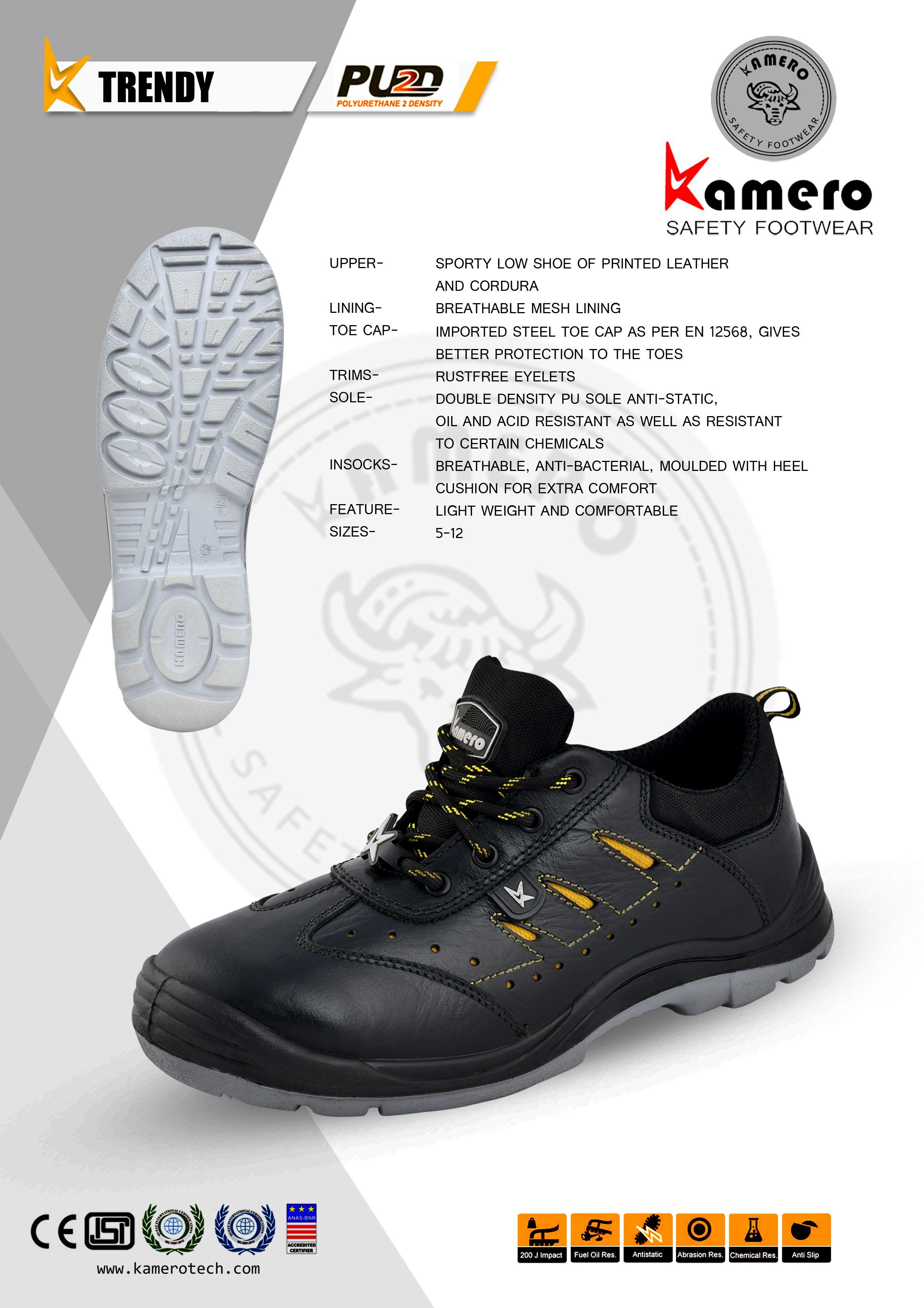 Pin by Kamero Technosys Ltd. on Safety Shoe Safety shoes