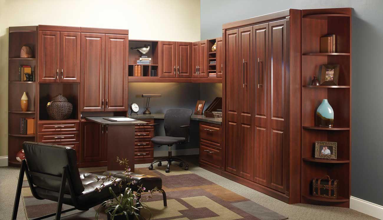 interior design classic decoration for deluxe custom home office