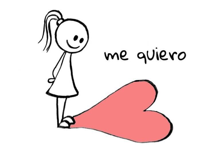 Me Quiero Susy Miranda Autoestima Autoestima Imagenes Personas Con Baja Autoestima