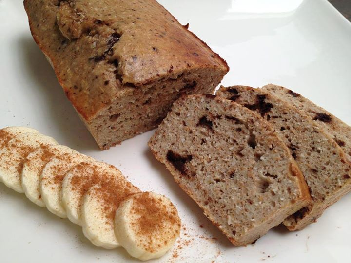 Yummy! Protein Banana Bread