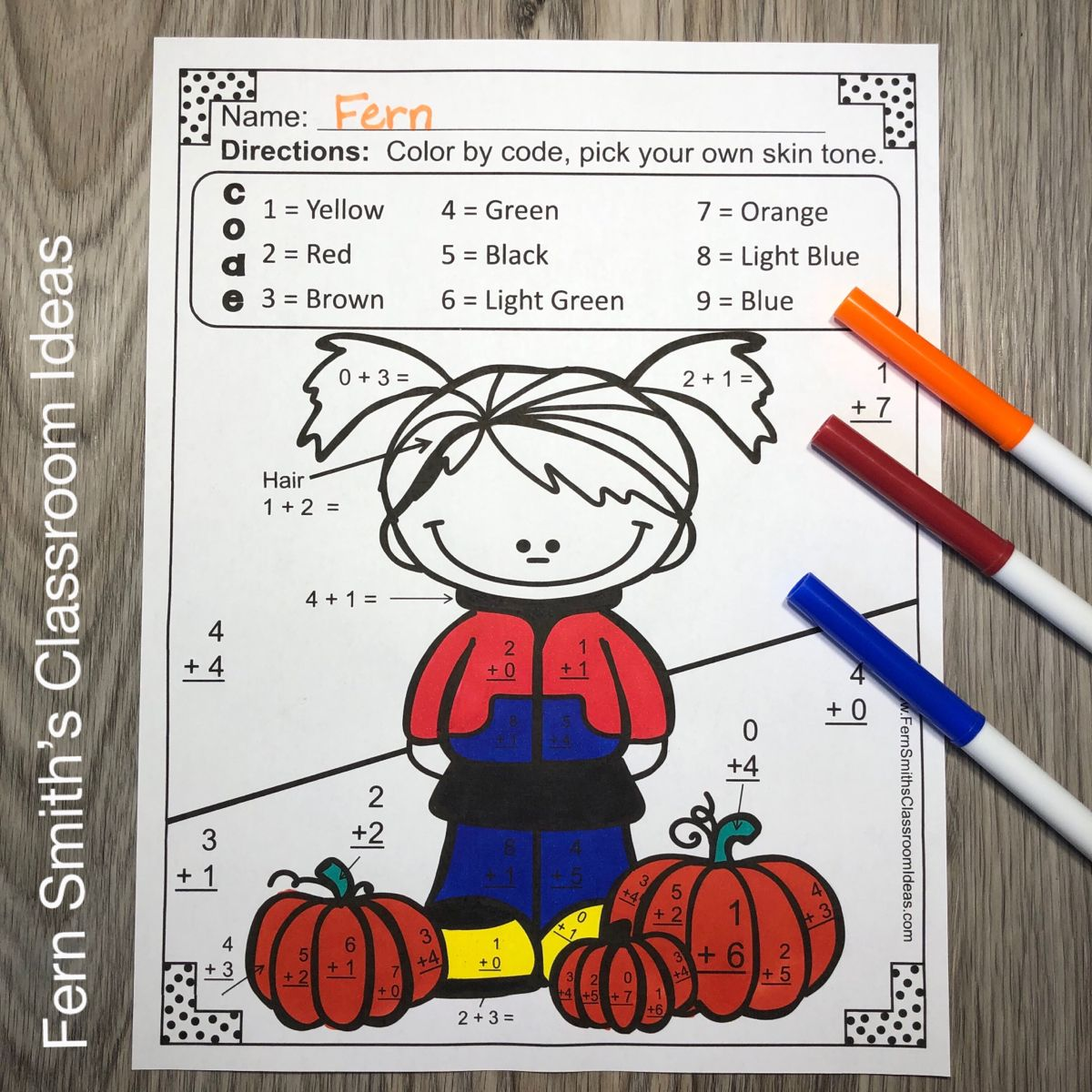 September Freebies For Your Classroom In