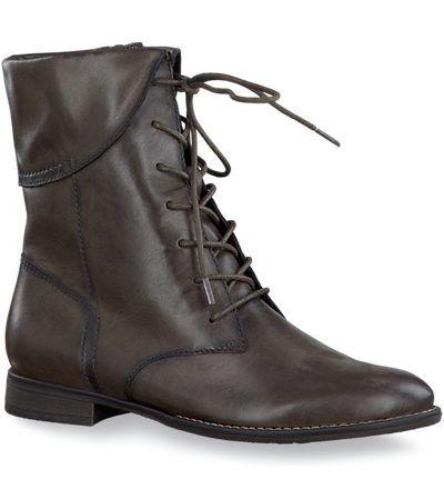 Tamaris Chris Combat Boots Boots Tamaris