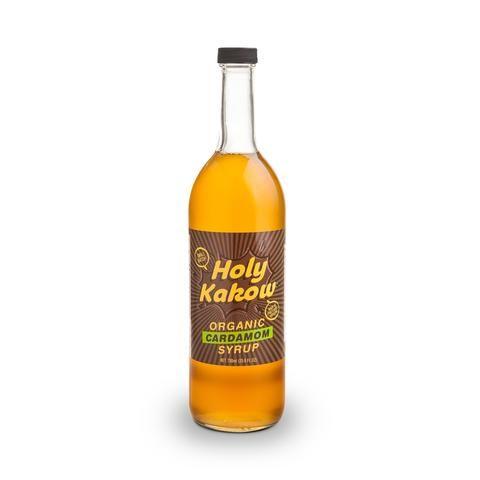 Holy Kakow Cafe Organic Cardamom Syrup - 750ml
