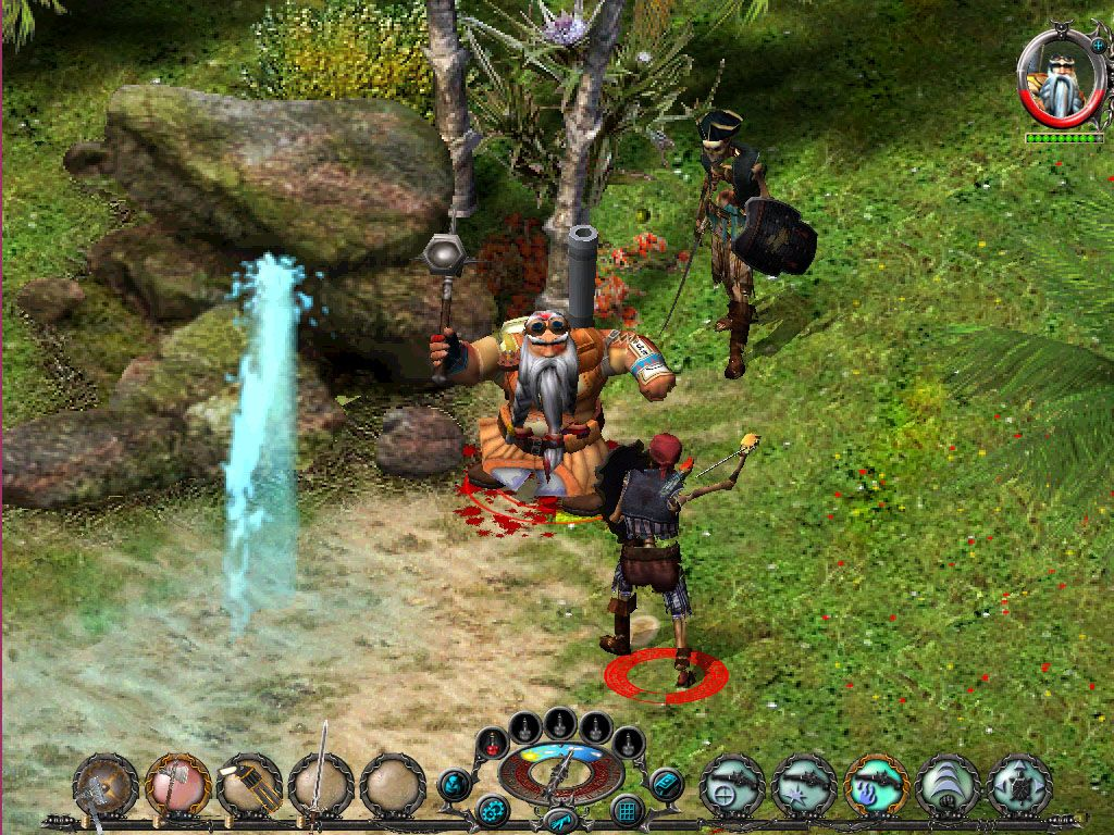 Sacred Underworld Save Game