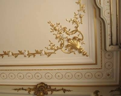 ديكورات قصور ملكيه Ornamental Ceilings Ceiling Decor Ceiling Design