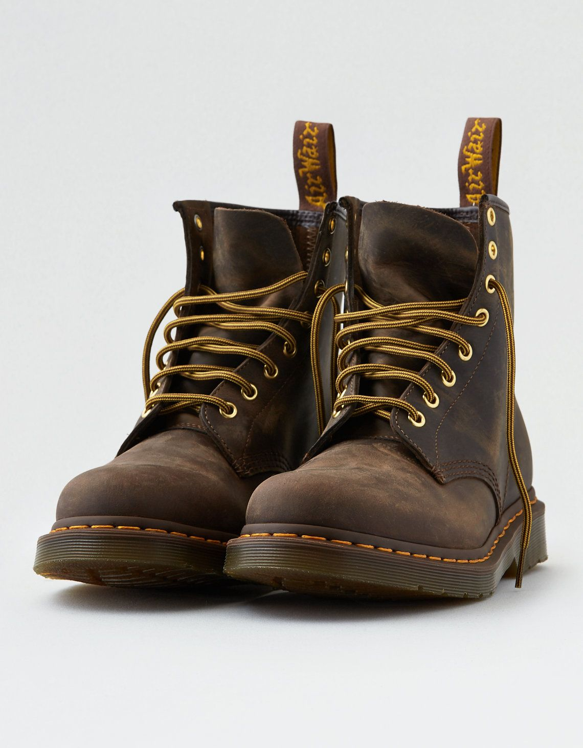 Dr. Martens 1460 Smooth Boot, Brown