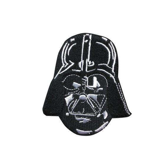 Star Wars Darth Vader Patch gestickt Film Iron von FlagPatchKingdom