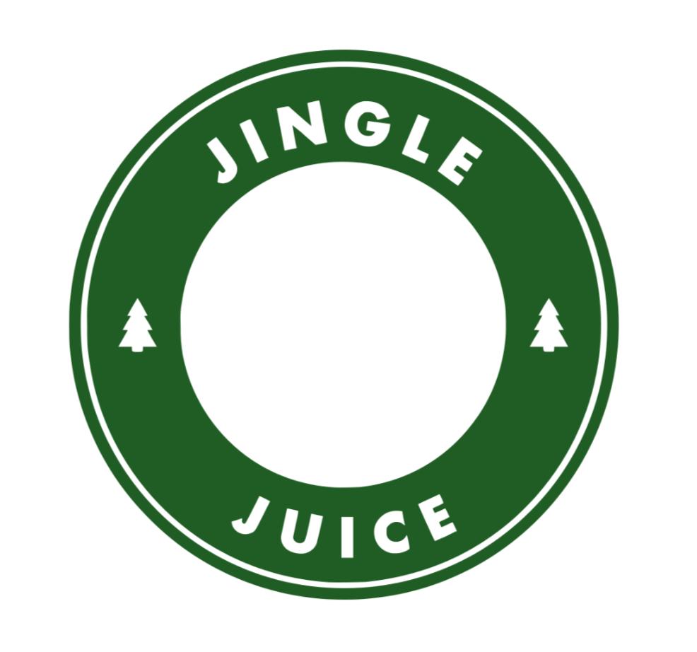 Jingle Juice Starbucks, Coffee love, Cricut vinyl