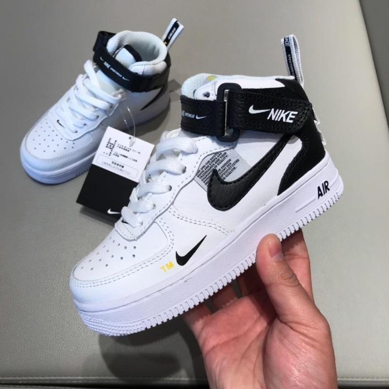 Nike Air Force Kids Sneakers Boy Shoes Girls Shoes Cute Sneakers
