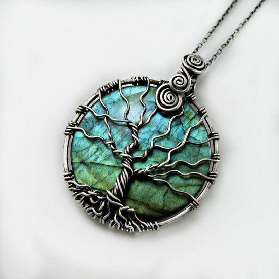 Labradorite Tree of life