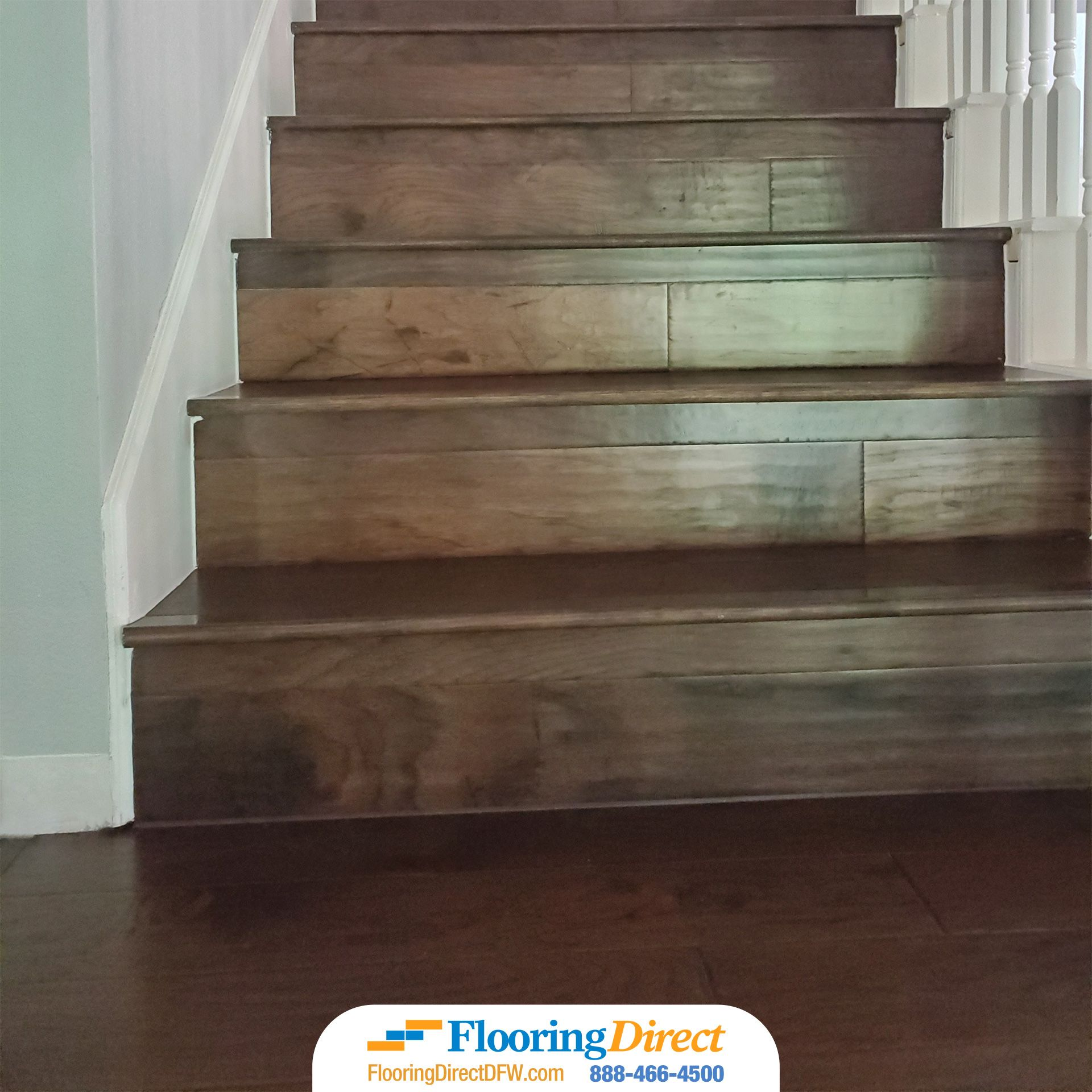 Attention To Detail In 2020 Floors Direct Hardwood Floors   Wood Floors And Stairs Direct   Wide Plank   Floor Covering   Brazilian Cherry   Installation   Maple