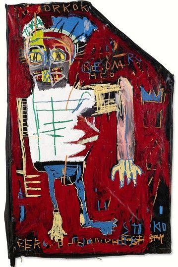 Basquiat 在Radiant Child 法国人电影Poster Tamra Davis Jean Michel Basquiat Jean  Michel Basquiat