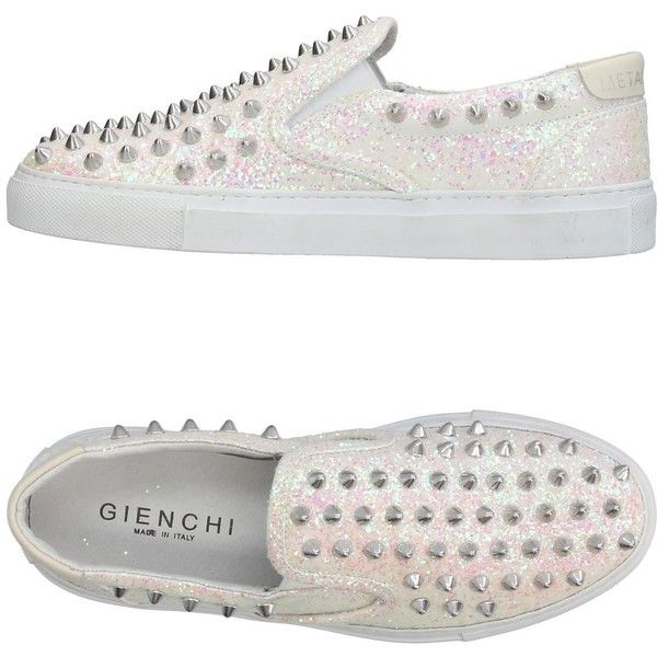 get cheap 78abf a53a6 Metal Gienchi Low-tops & Sneakers ($205) ❤ liked on ...