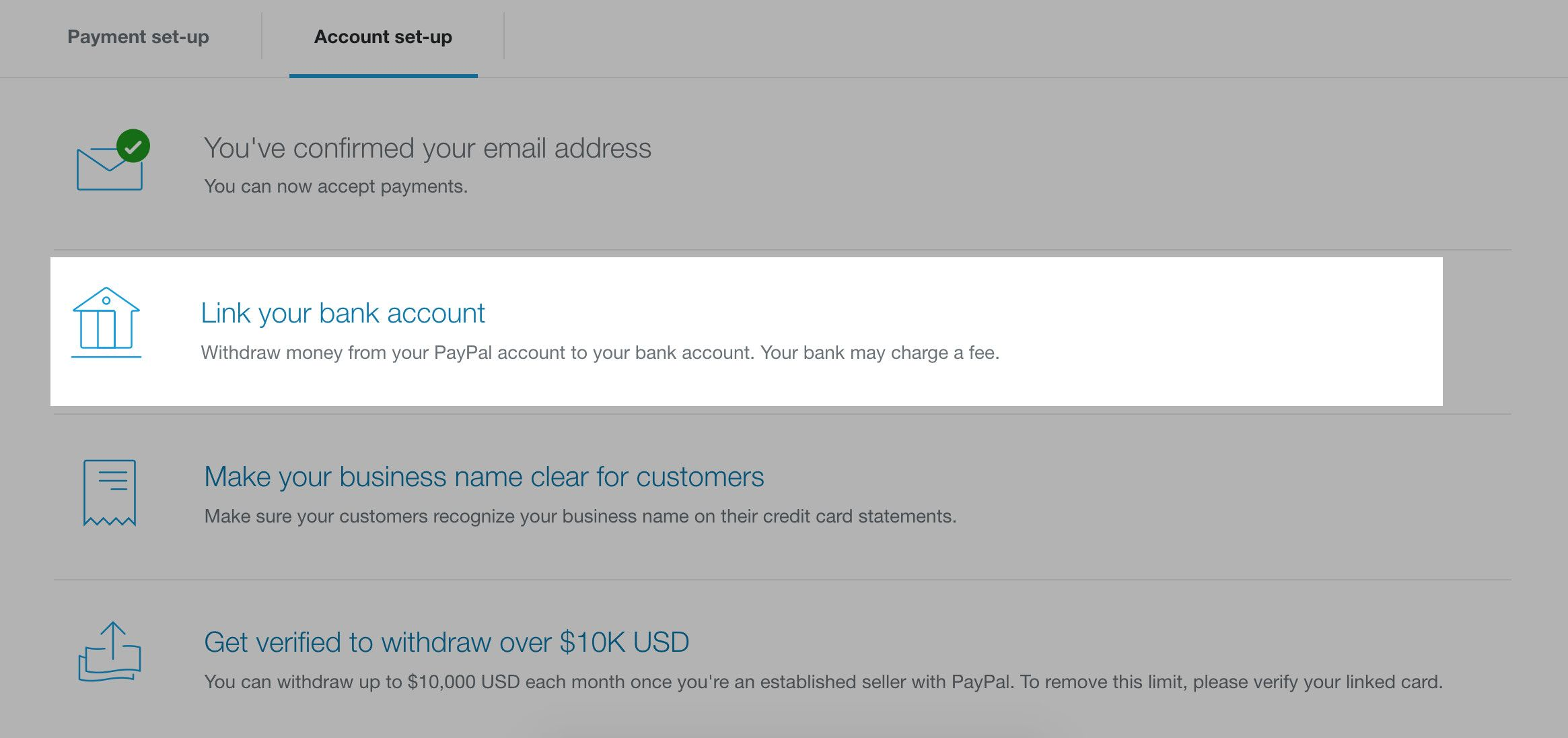 Paypal Business Debit Card Bank Account Bin Professional
