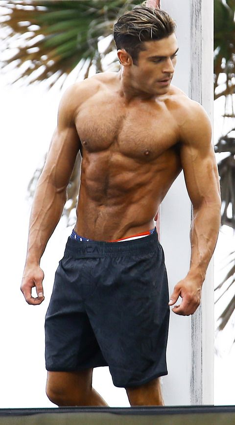 Zac Efron might work out . . . and Tuesday's Paparazzi ...
