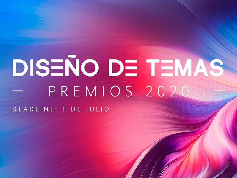 La Edición 2020 Del Concurso Global De Diseño De Temas De Huawei Ya Esta Aquí Disenos De Unas Temas Temas Para Movil