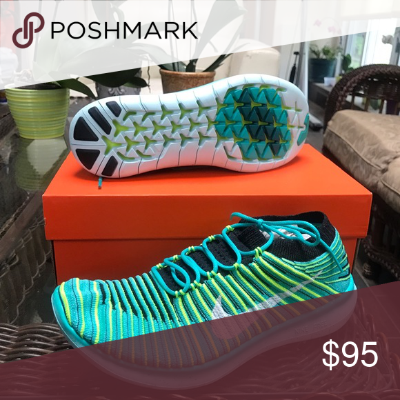 16e53c72d67ee ... Flyknit - Brand  Nike - Style  Nike WMNS Free RN Motion Flyknit -  Condition  Brand New In Original Box - Style Code  834585-300 - Size  US  Women s ...