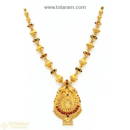 Traditional Necklaces for Women Gold jewellery