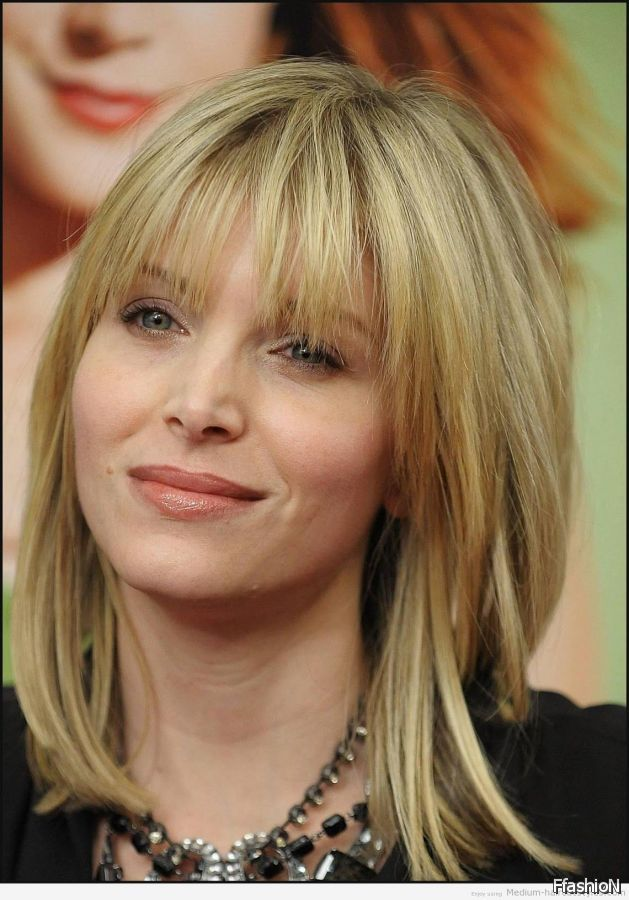 Hairstyles For Layered Hair Mesmerizing Haircuts With Side Bangs And Layers For Medium Hair 20172018