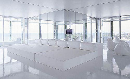 Suite, Hotel Adam \ Eve in Antalya, Turkey _ by architect Eren Talu