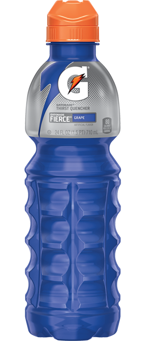 Gatorade Fierce Grape Sports drink, Gatorade, Gatorade
