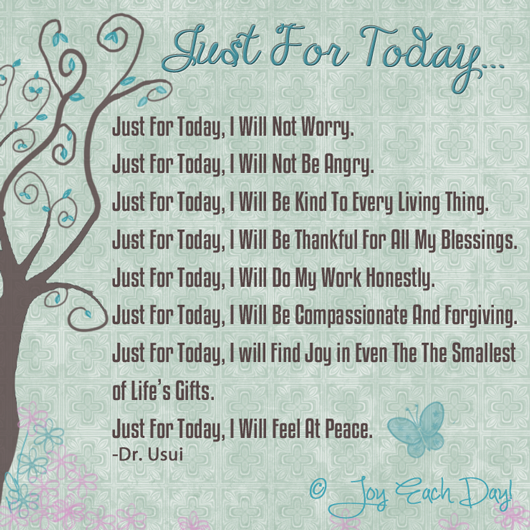 Just For Today Quotes Adorable Just For Today Workshops With Petra Pinterest Recovery