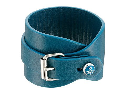 Vivienne Westwood Charlie Cuff Bracelet Dark Turquoise - Zappos.com Free Shipping BOTH Ways