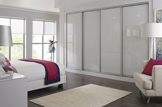 Floor To Ceiling Wardrobe Glass Sliding DoorsIkea
