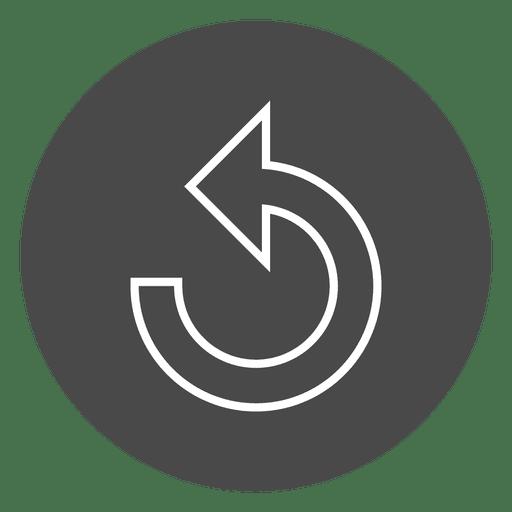 Repeat Arrow Button Circle Icon Ad Ad Paid Arrow Icon Circle Repeat Icon Graphic Image Telegram Logo