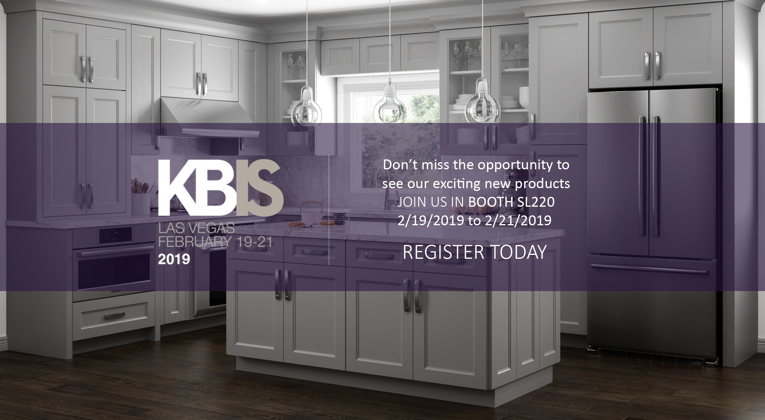 Come And Join Us On February 19 21 In Vegas See Our Exciting New Products Use Registration Code De Kitchen And Bath Design Warehouse Kitchen Kitchen And Bath