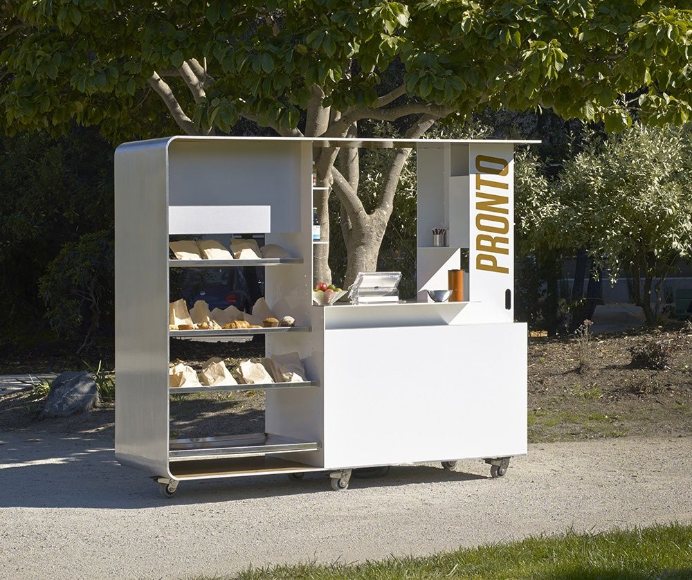 Pronto kiosk wins honor award programs aia san for Mobili kios