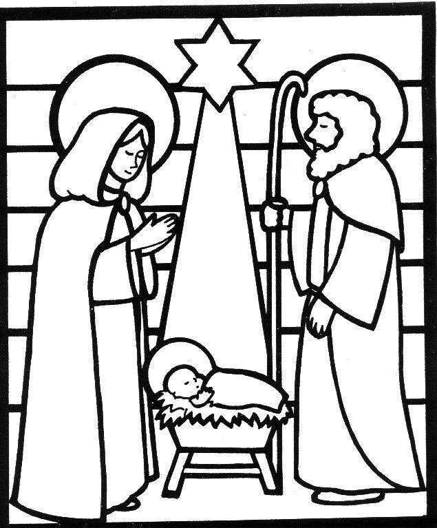 Картинки на рождество христово карандашом срисовать
