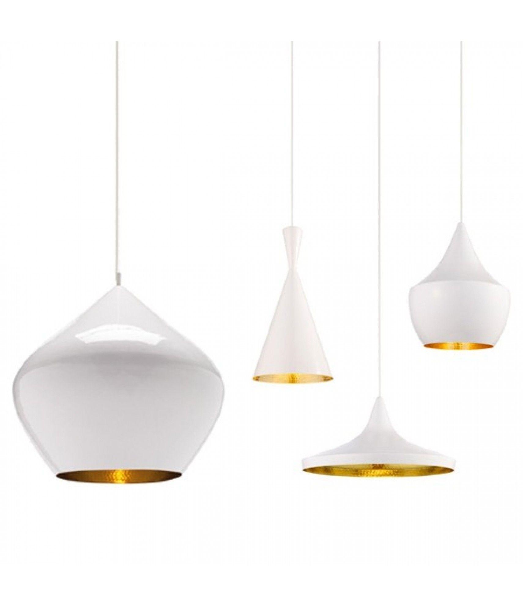 Replica Tom Dixon Beat Stout Pendant Light White Small More Shapes Pendant Light Pendant Lamp White Pendant Light