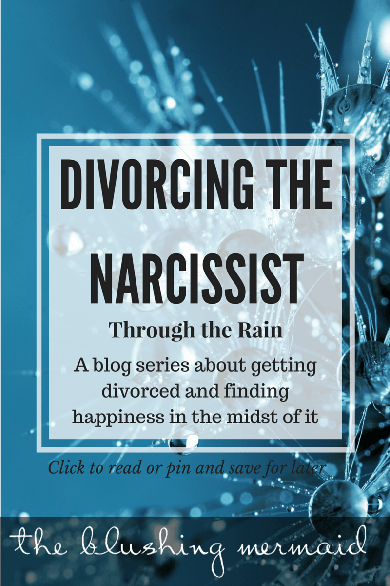 I am a narcissist blog