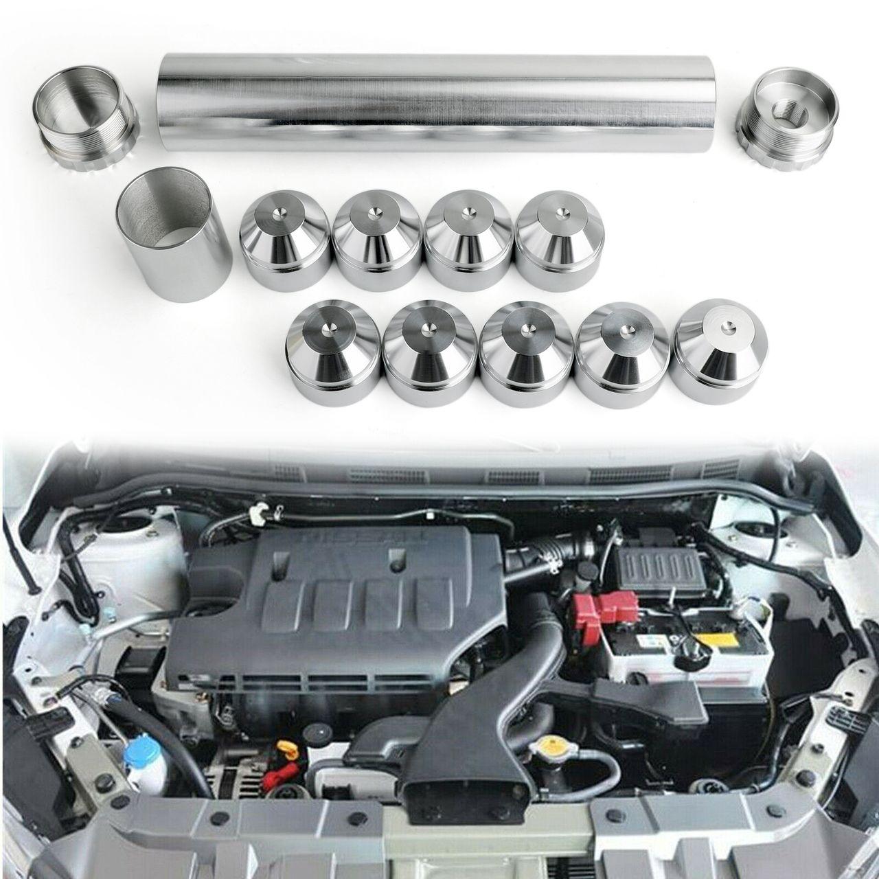 5/8x24 Aluminum FUEL FILTER 13/4X10 NAPA 4003 WIX 24003