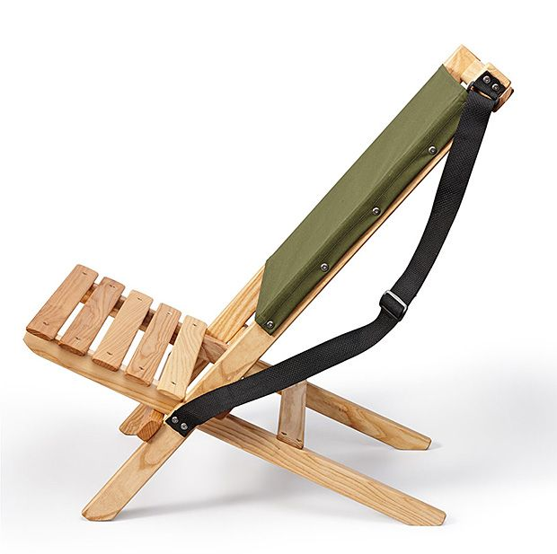 This American Made Folding Camp Chair Is Built With A