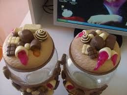 Resultado de imagem para potes de biscuit
