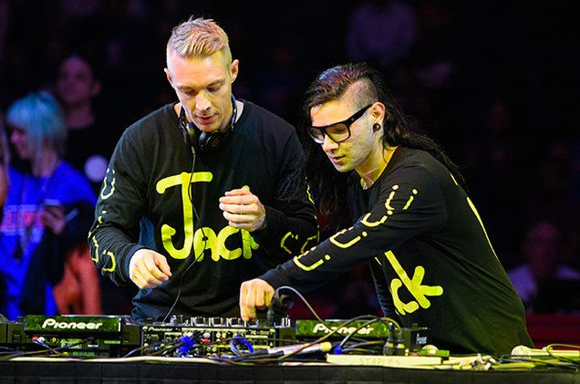 Jack Ü to Drop New Music Around Coachella | Billboard