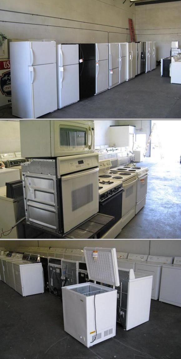 This Company Offers Appliance Installation And Repair Services
