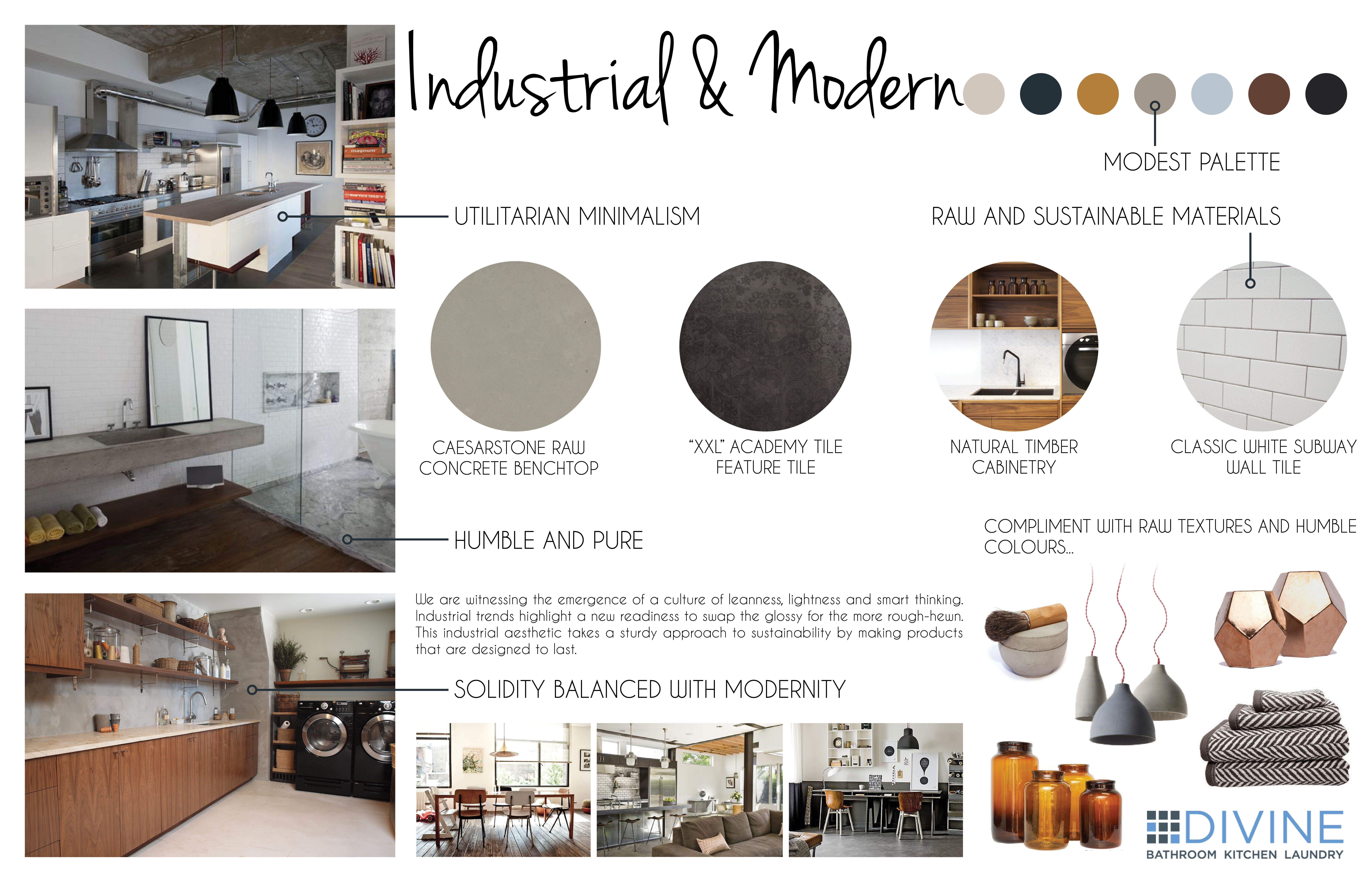 Are You Going For An Industrial And Modern Style With Your Bathroom Kitchen Or Decor Mood