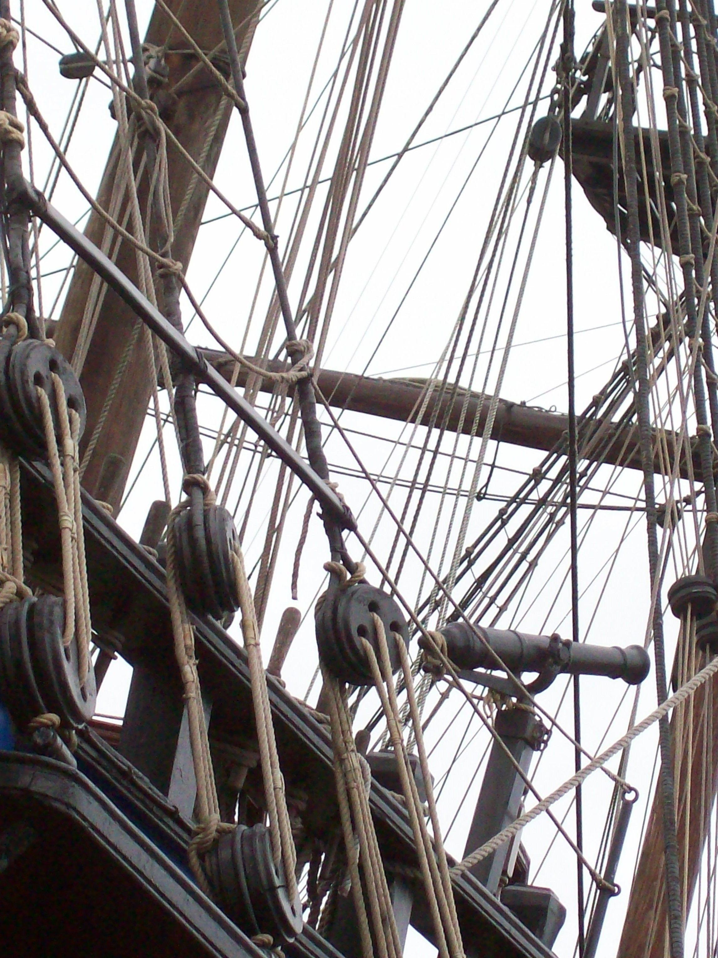 L'Etoile du Roy Frégate Corsaire 1745 Port d'attache Saint Malo Trois-mats carré