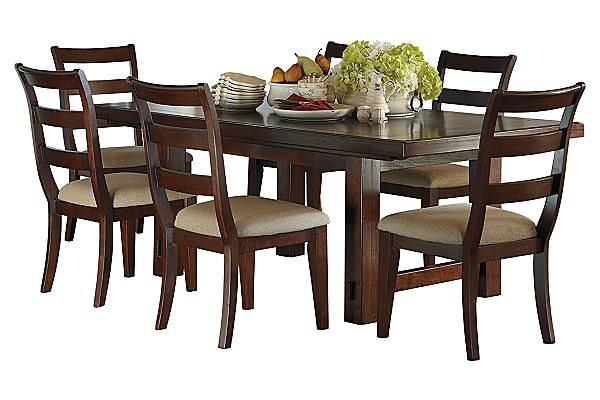 The Hindell Park Dining Room Upholstered Side Chair From Ashley Furniture HomeStore AFHS