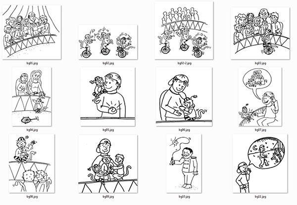 bildergeschichte | Kreative Ideen | Pinterest | Comic