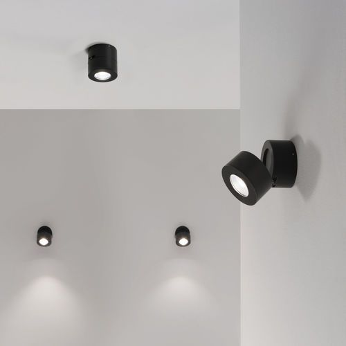 Recessed Spotlight Wall Mounted Ceiling Mounted Indoor Mind
