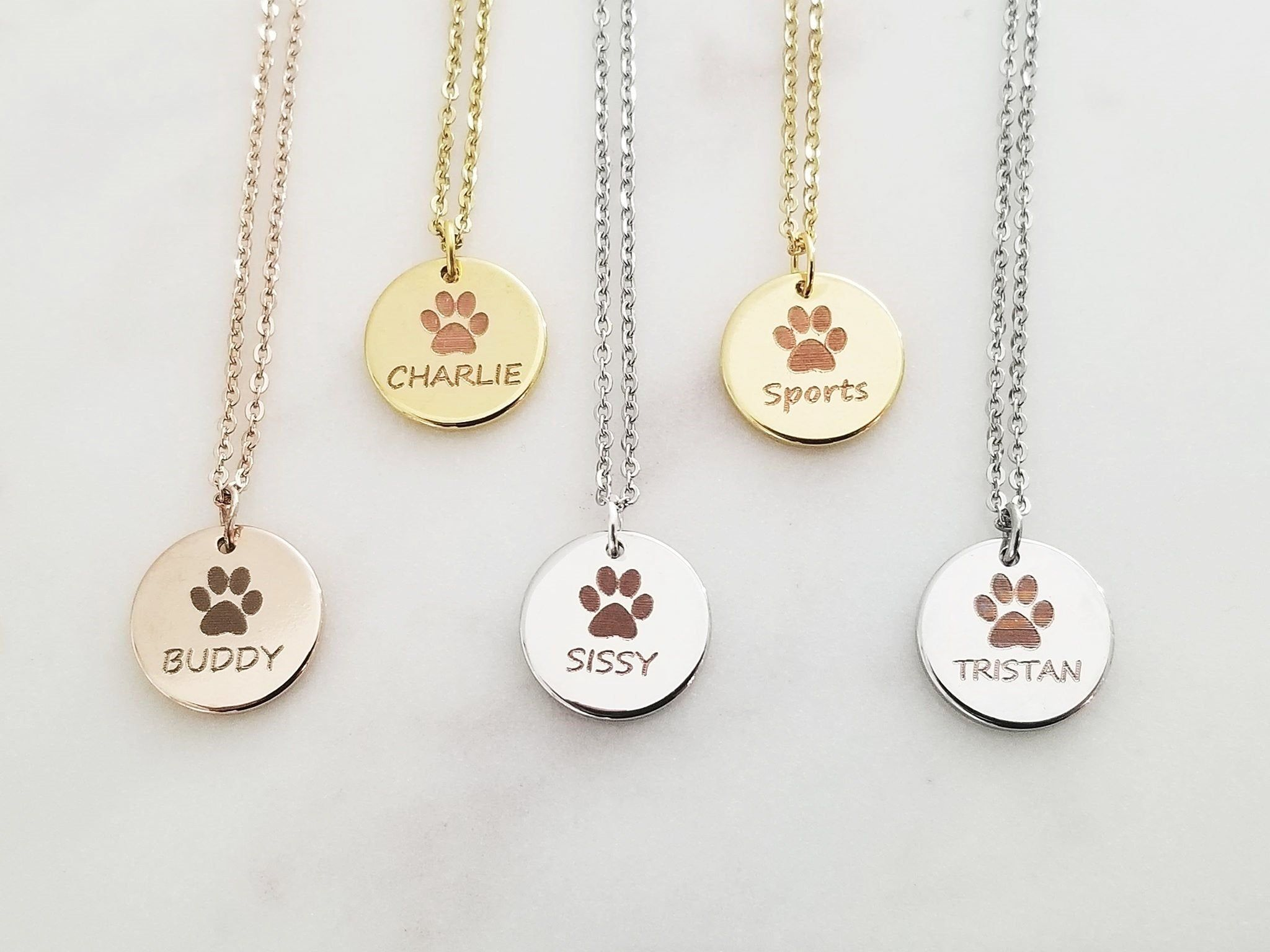 31++ Personalized jewelry for dog lovers information