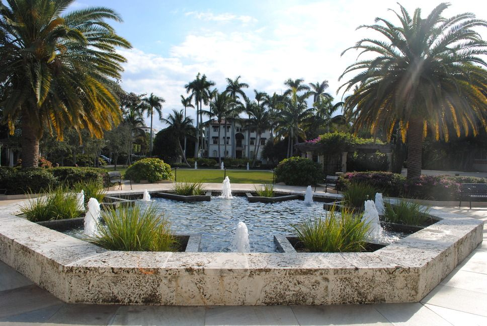 The Palm Beach Proper - Society Of The Four Arts Garden ...