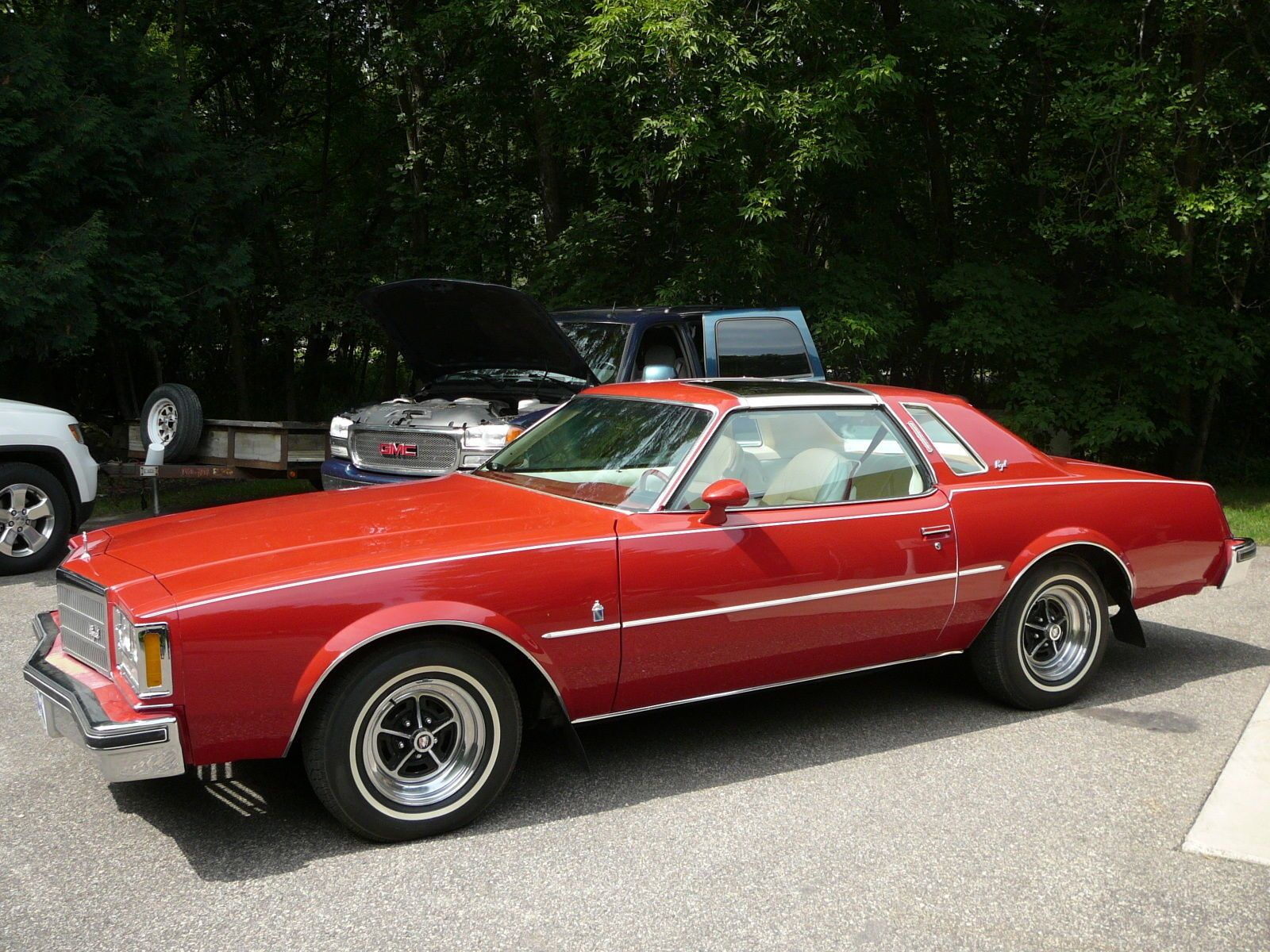 1968 buick electra 225 2 door hardtop front 3 4 81136 - 1977 Buick Regal 70k Mi Original 1 Owner