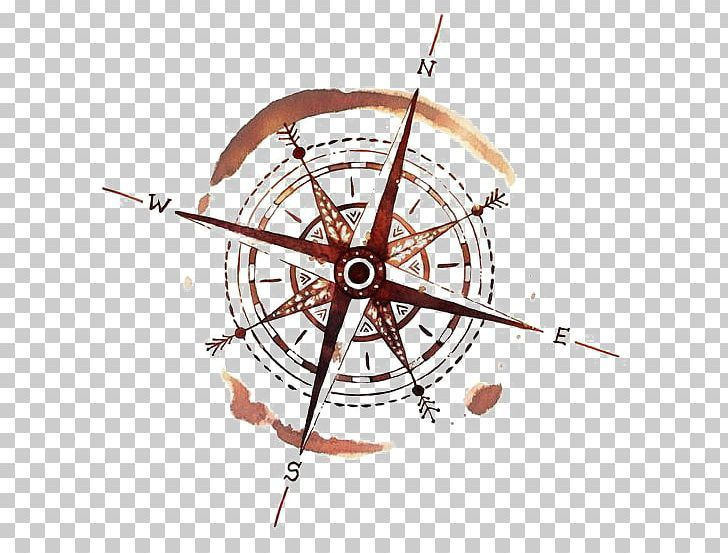 Compass Rose Tattoo Ink Wind Rose Png Angle Body Modification Clock Compass Compass Rose Compass Rose Tattoo Compass Rose Tattoo Ink Colors