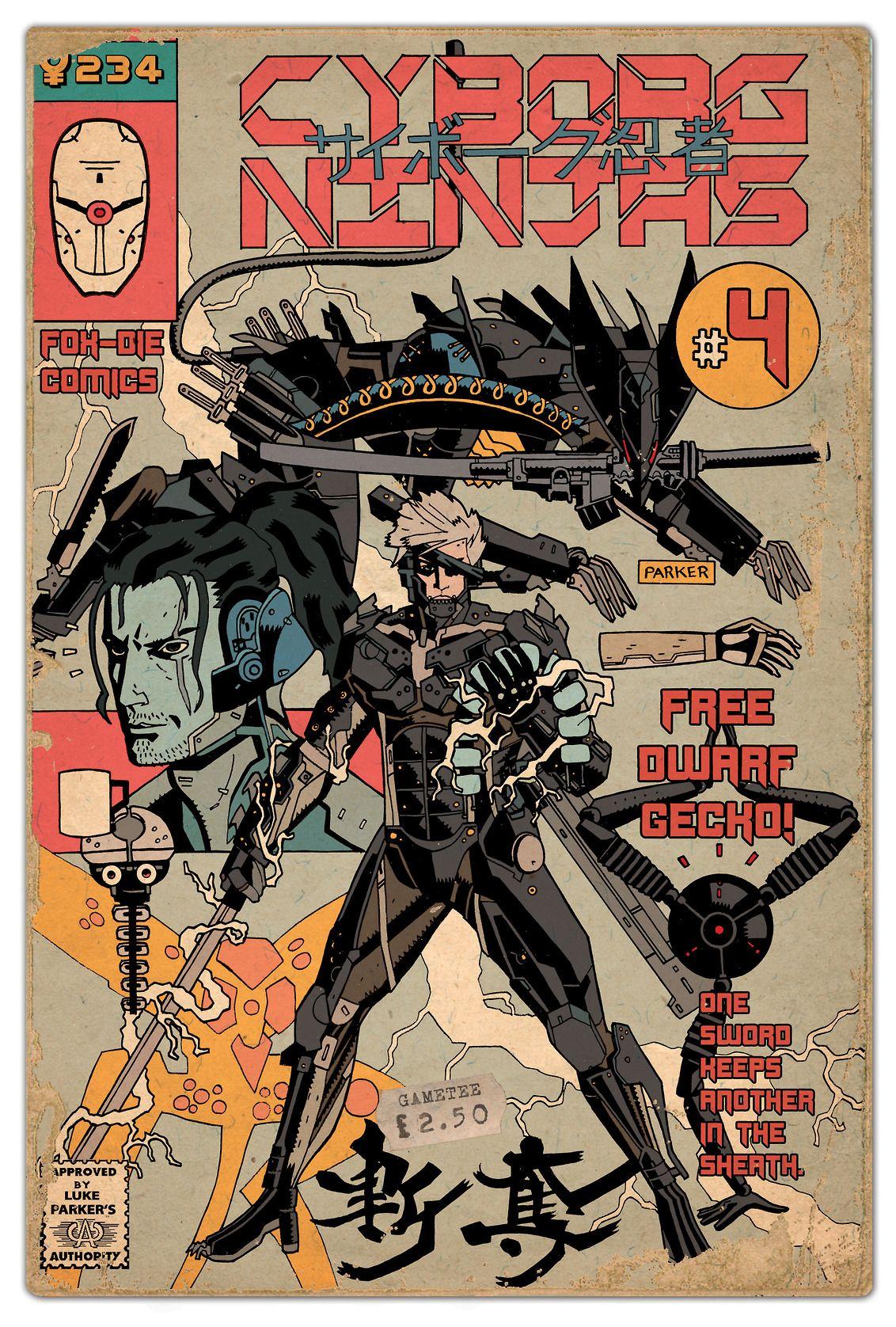 Cyborg Ninjas